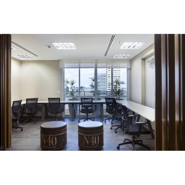 Cooworking Valor Baixo em Santo Amaro - Coworking para Advogados