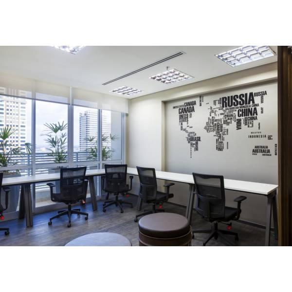 Escritórios Compartilhados Valor Acessível em Higienópolis - Espaços Compartilhados para Trabalho