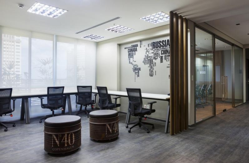 Espaço Compartilhado Coworking em Sp em Belém - Sala de Coworking para Aluguel