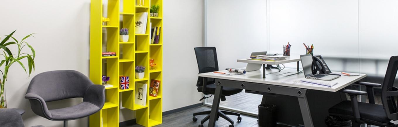 INFINITY BUSINESS NETWORK - Escritório Mobiliado Locação