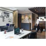 espaço de coworking para pequenas empresas