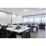 espaço de coworking para ser endereço comercial em sp em Taboão da Serra