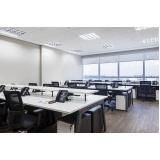 espaço de coworking para ser endereço comercial em sp no Jardim São Luiz