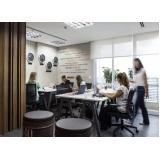 espaço de coworking para startup em Santa Cecília
