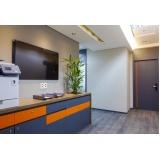 espaço para reuniões de pequena empresas em sp em Carapicuíba