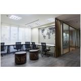espaço para reuniões empresariais