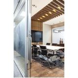 espaço para reuniões inteligentes