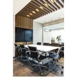 espaço para reuniões