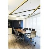 onde encontrar espaço para reuniões completo em Suzano