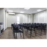 onde encontrar espaço para reuniões de negócios na Saúde