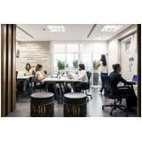 onde encontro espaço de coworking para startup no Brooklin