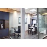 onde encontro espaço para reuniões completo em Glicério