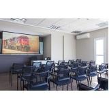 onde encontro espaço para reuniões de negócios na Vila Andrade