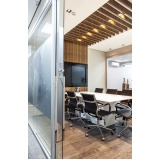 onde encontro espaço para reuniões na Saúde