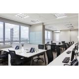 Sala de Coworking para Aluguel