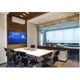 sala de coworking para startups na Mooca