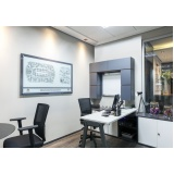 sala de reunião completo empresarial em sp na Casa Verde