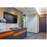 sala de reunião completo para alugar em Embu das Artes