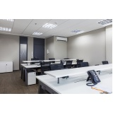 sala de reunião completo para locação
