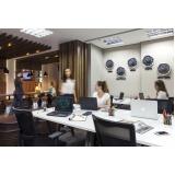 sala de reunião coworking em sp em Higienópolis