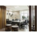 sala de reunião coworking