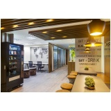 sala de reunião empresarial em Sorocaba