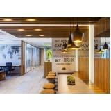 sala de reunião inteligente para locação