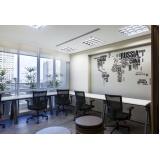 sala de reunião para empresa em Suzano