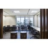 Sala para treinamento corporativo valor acessível na Luz