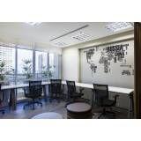 Sala para treinamento corporativo valores acessíveis em São Bernardo do Campo