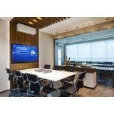 Sala para treinamentos corporativos com preço acessível na Cidade Jardim