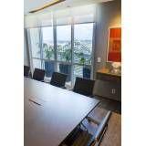 Sala para treinamentos corporativos em Interlagos
