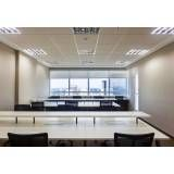 Sala para treinamentos corporativos valores no Ibirapuera