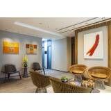 Salas para eventos corporativos com valor acessível na Luz