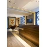 Salas para eventos corporativos onde adquirir em Belém