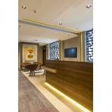 Salas para eventos corporativos onde conseguir no Butantã
